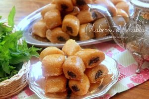 Makrout frits pâte d'abricot comment réussir sa pâte