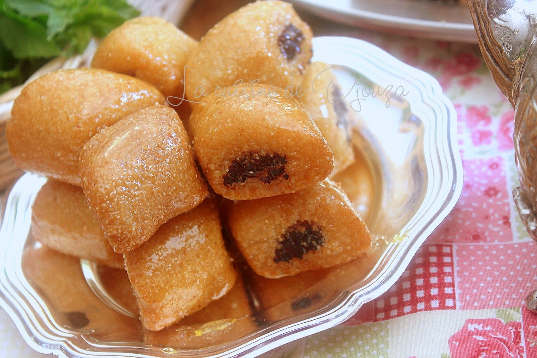 Recette makrout maqla comment réussir la pâte