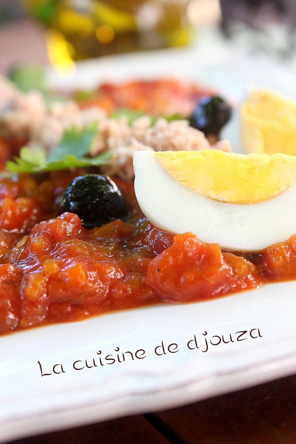 Salade cuite tunisienne slata mechouia recettes for Entree barbecue facile