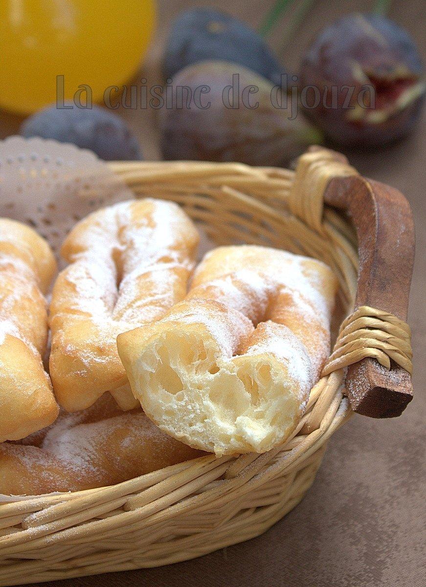 Beignet express sucr rapide recettes faciles recettes rapides de djouza - Recette pate a beignet sucre ...