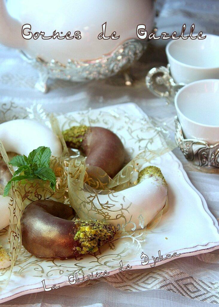 Tcherek au glaçage royal chocolat