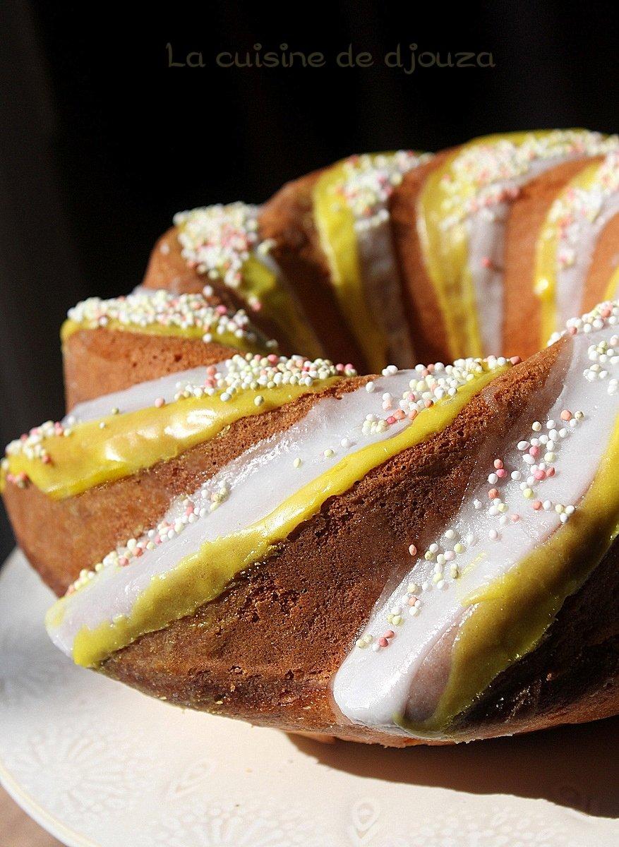 Recette pour gâteau au citron facile et inratable