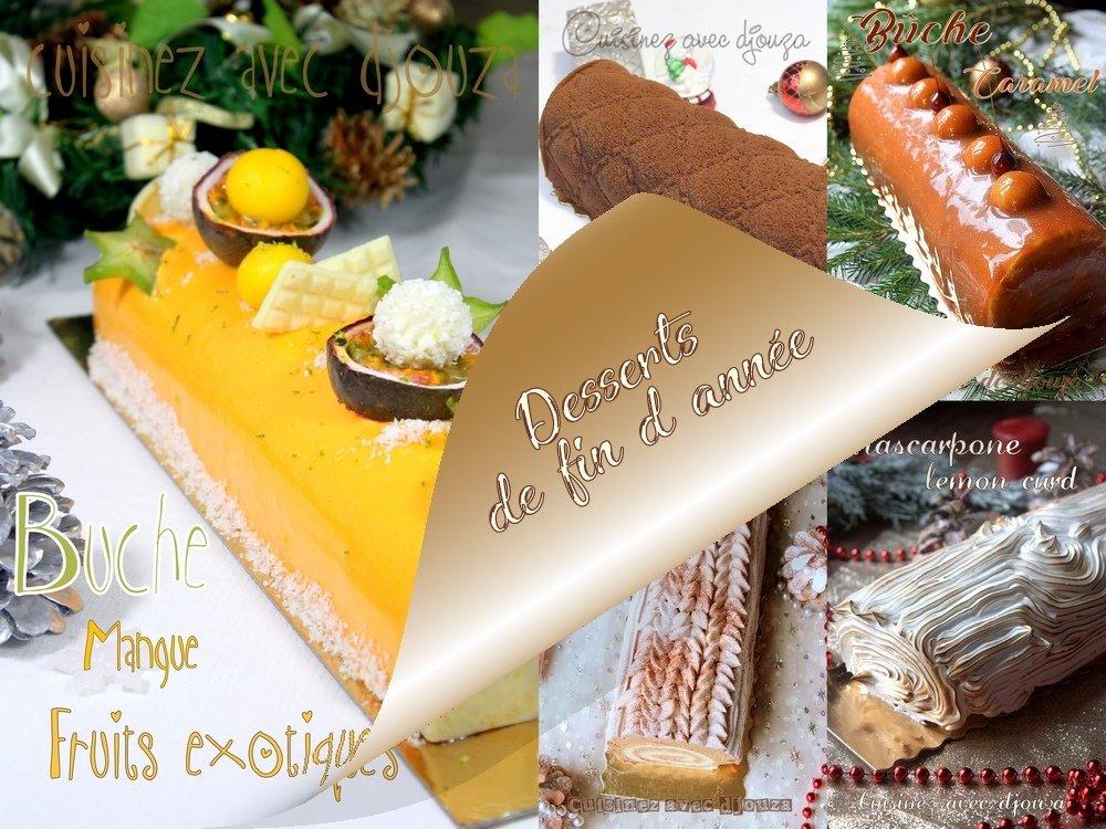 Desserts de fêtes faciles