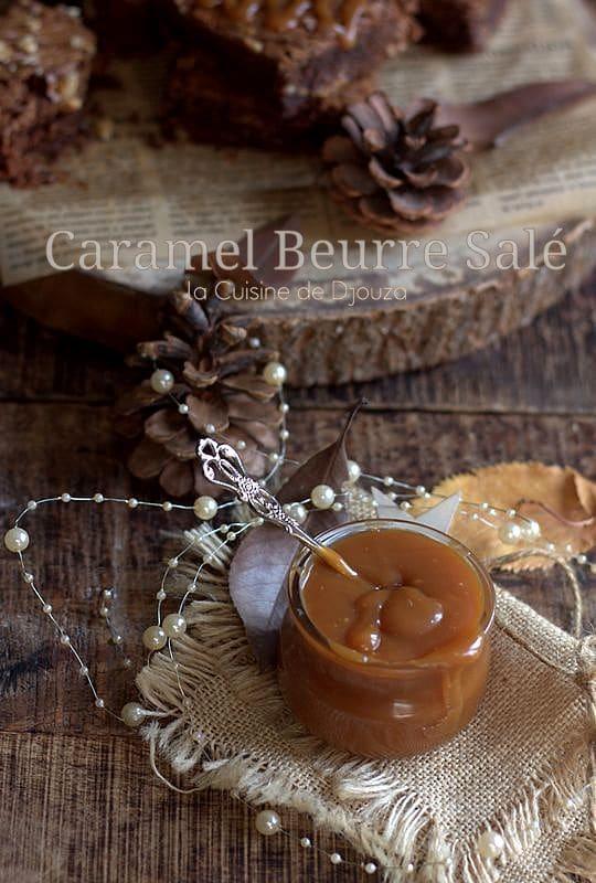 Recette du caramel au beurre salé facile