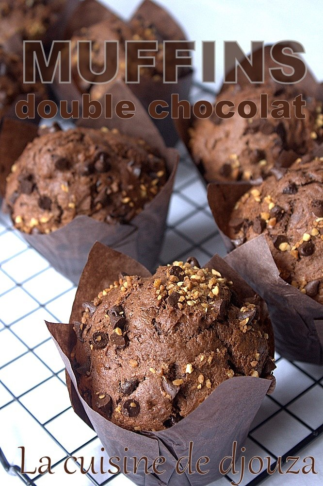 Muffin 2 choco moelleux