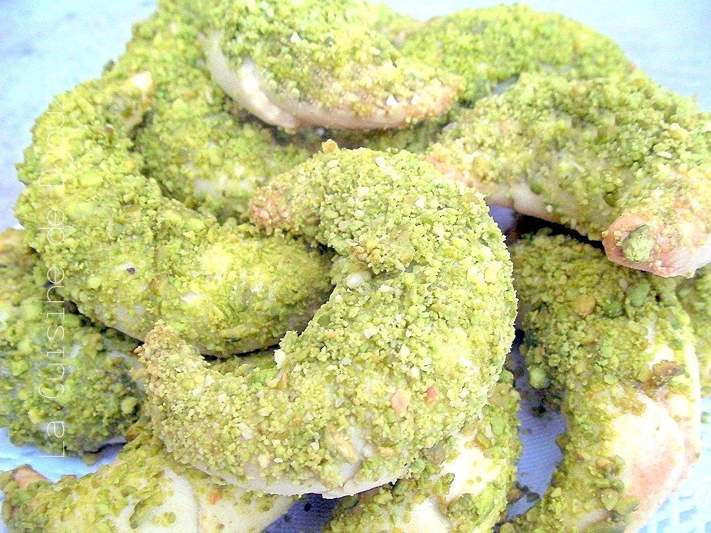 tcharek aryane amande et pistache