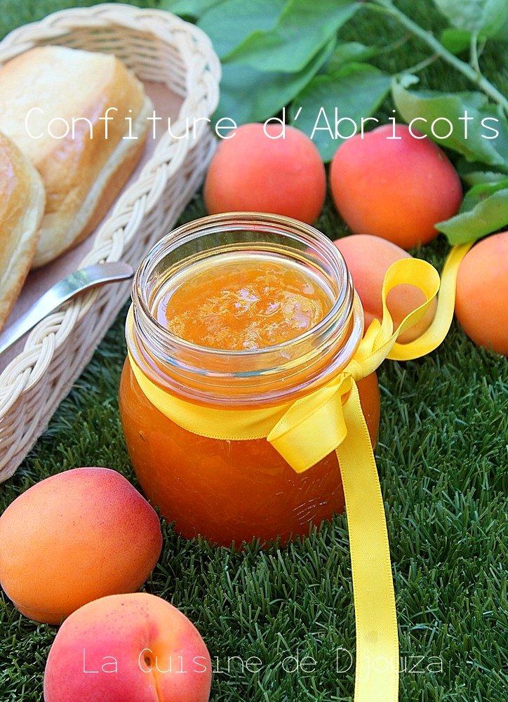 confiture abricot peu de sucre