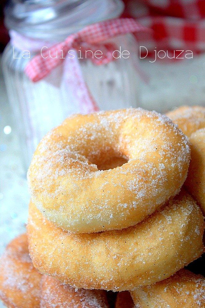 Beignets de l'été au sucre