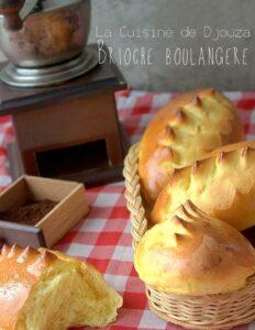 Brioches longues du boulanger