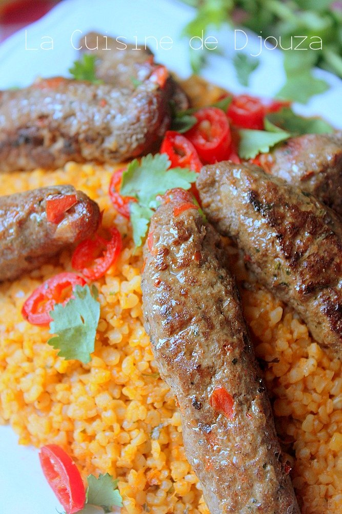 viande hachée et bouglour
