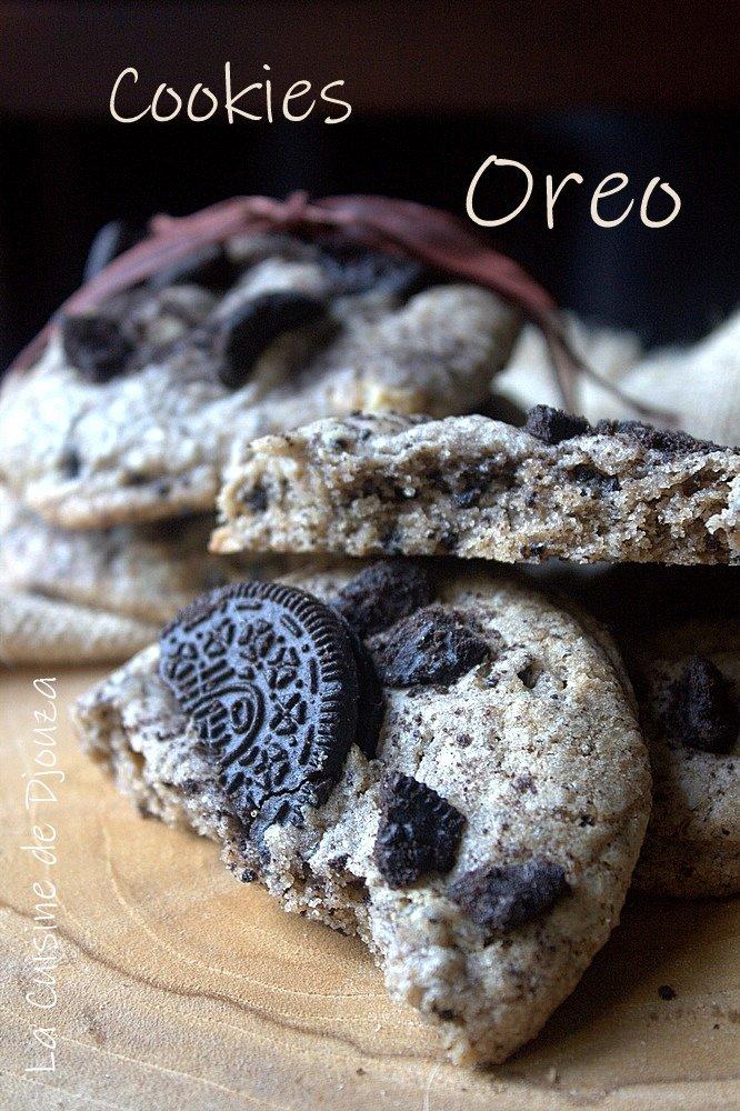 Délicieux cookies rapide et facile daim et oreo