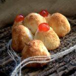 Rochers noix de coco ou congolais coco