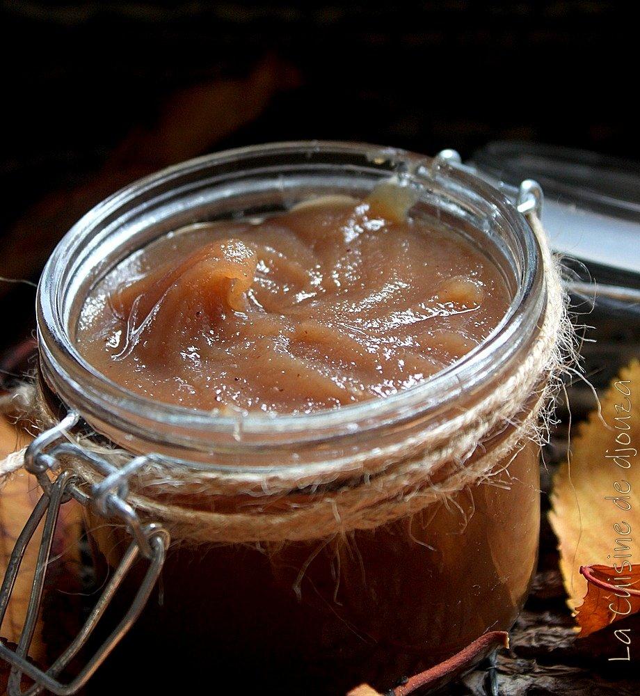 recette crème de marrons ou crème de châtaignes