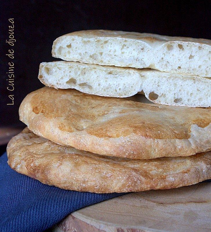 recette de pain kebab maison facile