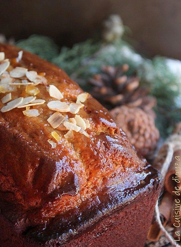 pain d'épices facile et moelleux
