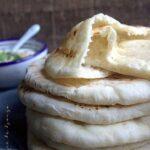 Pain pita à la poêle (pain libanais)