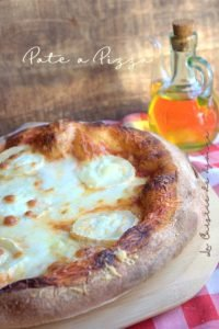 Pate à pizza maison sans robot