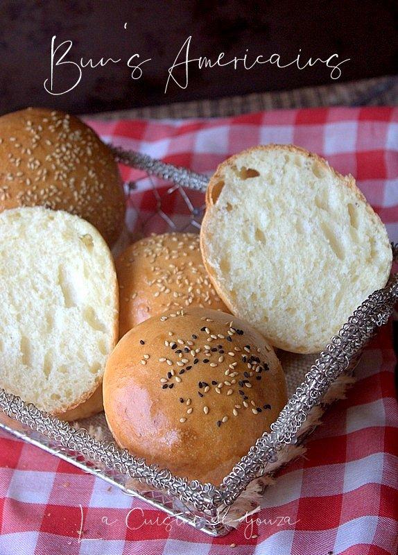 pains burgers maison