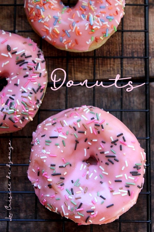 Doughnuts ou donuts à la poolish