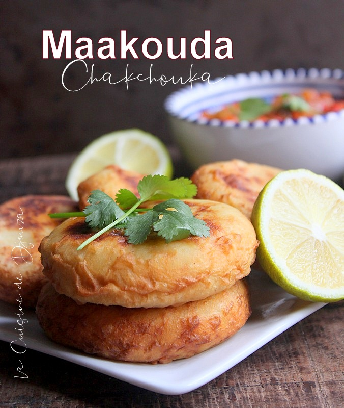 Maakouda a la chakchouka