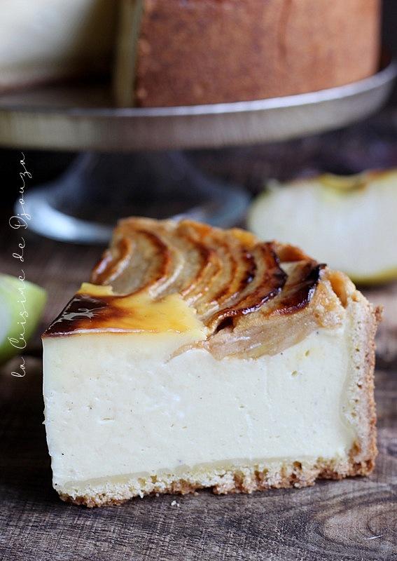 tarte flan aux fruits