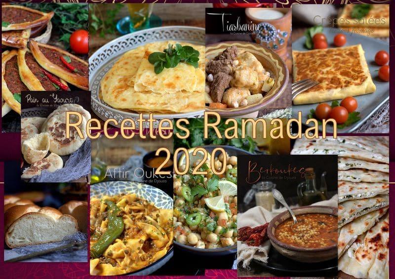 Recettes Ramadan 2020 Idees Pour Vous Aider En Cuisine