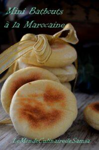 pain batbout marocain