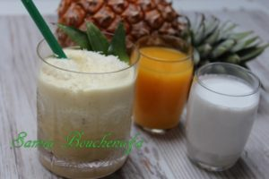 mocktail coco ananas