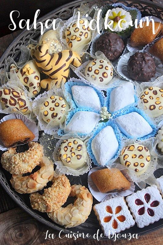 Aid Moubarak, mes gâteaux de l'Aid Fitr 2019