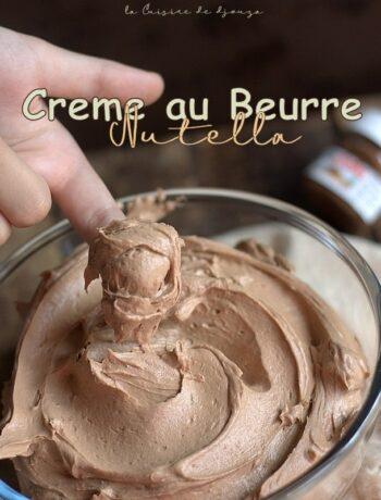 crèmes au nutela