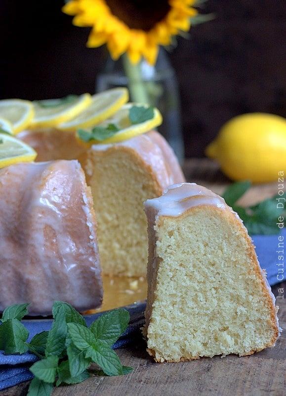 Recette gateau éponge au lait chaud sponge cake