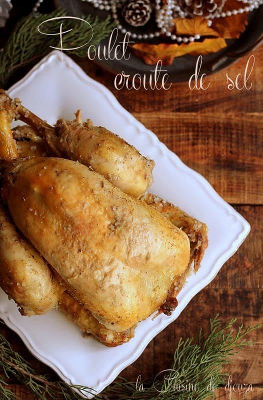 poulet en croûte de sel de guérande