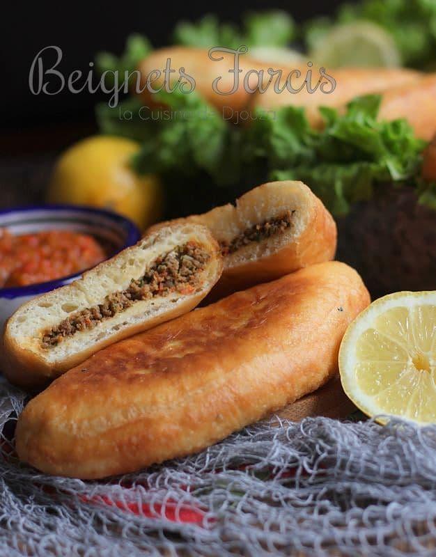 beignets ultra moelleux à la viande