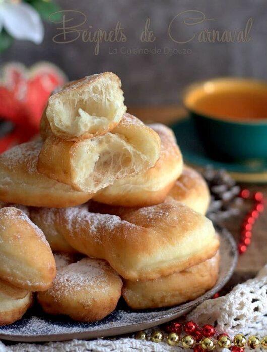 pâte à beignets de carnaval recette facile