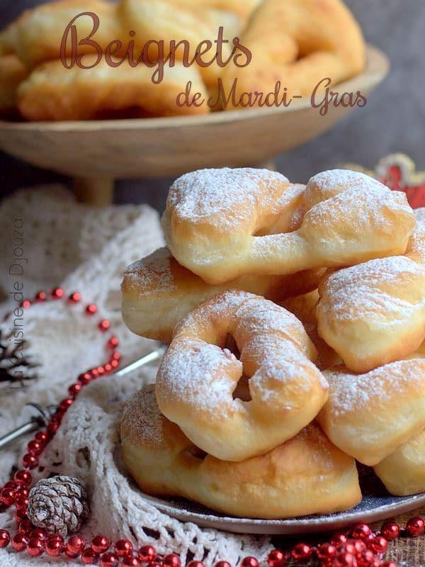 beignets tout moelleux de mardi-gras