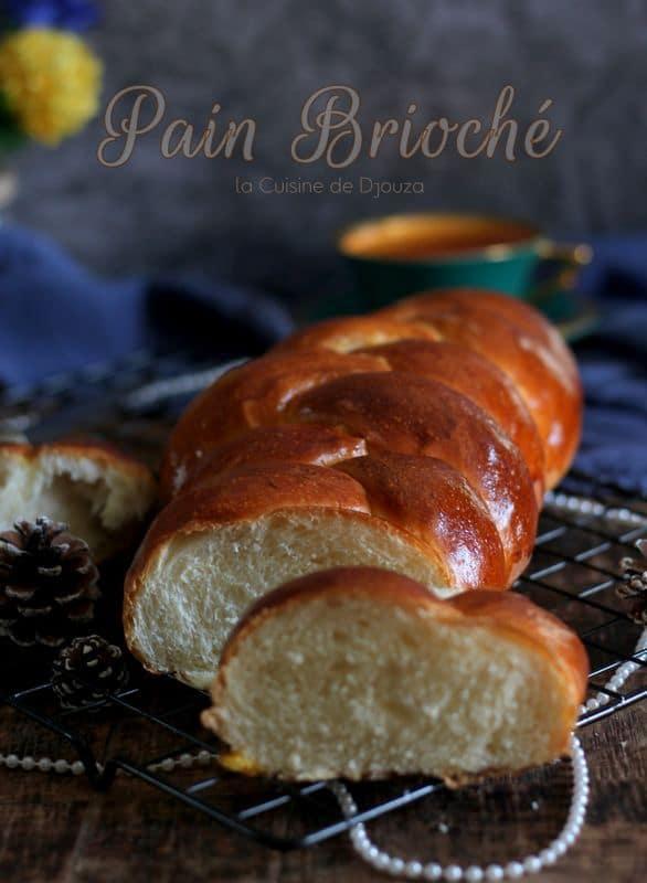 Recette de pain tressé à l'huile