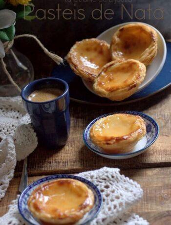 tartelettes portugaises de belem