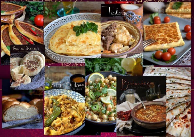 Recettes ramadan