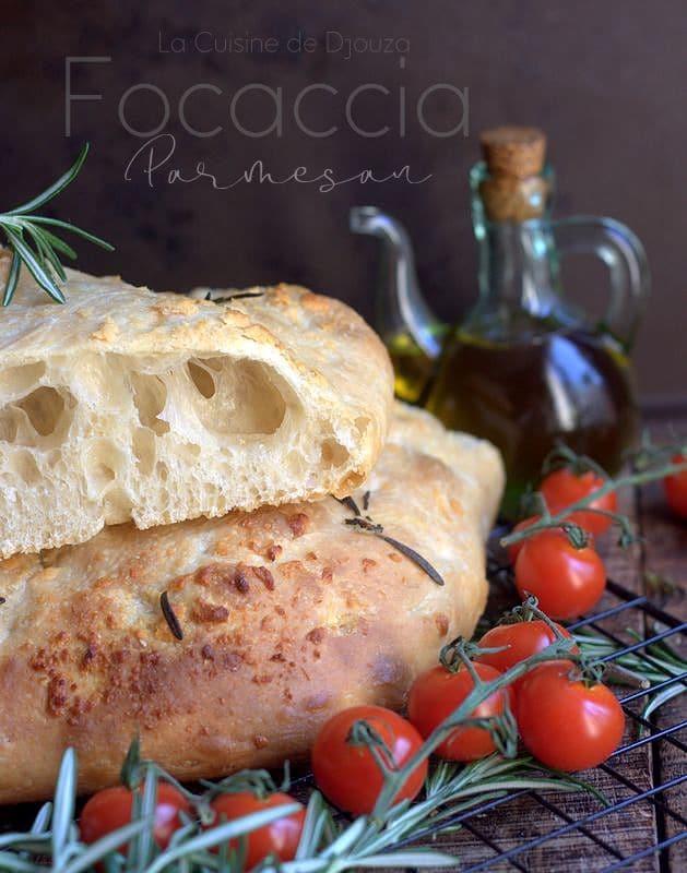 Foccacia italienne