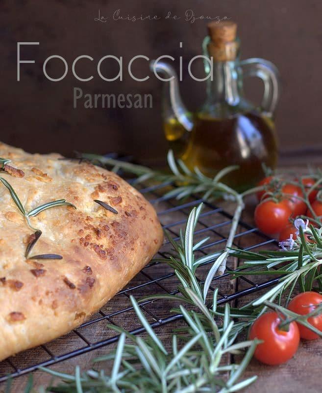 pain italien à l'huile d'olive