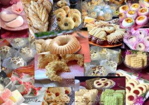 Préparer l'aid avec les Gâteaux algériens 2020