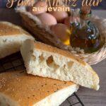 Pain à la farine modèle familial