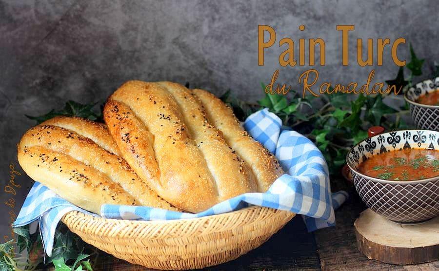 pain turc du ramadan