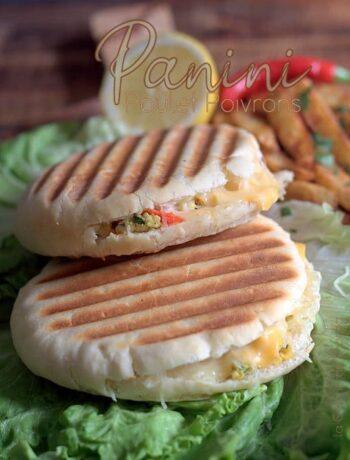 Recette de sandwich panini