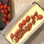décorer avec les tomates cerises