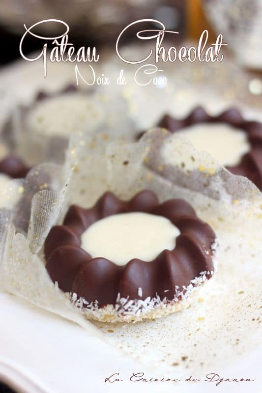 Gâteau prestige au chocolat