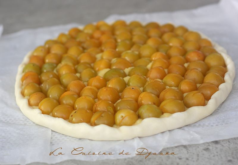 mirabelles de saison pour dessert