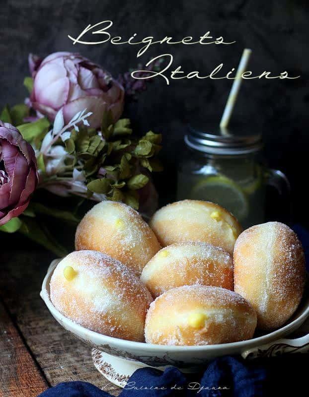 Recette de beignets italiens