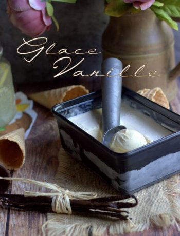 Crème glacée à la vanille recette de Gaston Lenotre