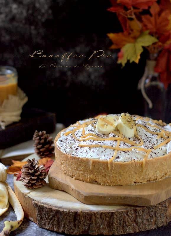 Recette tarte banoffee pie